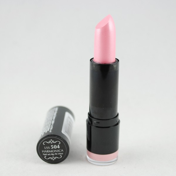NYX Round Lipstick Harmonica - Pale Pink Shimmer Buy NYX