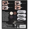 NYX Eyebrow Kit With Stencils For Everyone