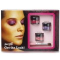 Barry M Get the Look Pink/Purple Set