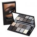 NYX Eyeshadow Palette 10 Colour Smokey Eyes