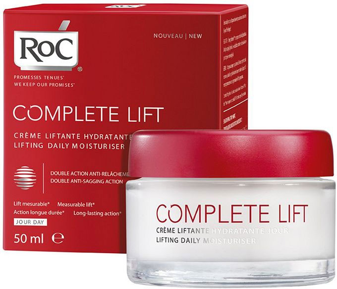 roc complete lift day cream 50ml buy roc skincare online. Black Bedroom Furniture Sets. Home Design Ideas