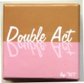 W7  Double Act Blusher