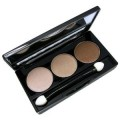 NYX Trio Eyeshadow Aloha/Mink Brown/Deep Bronze