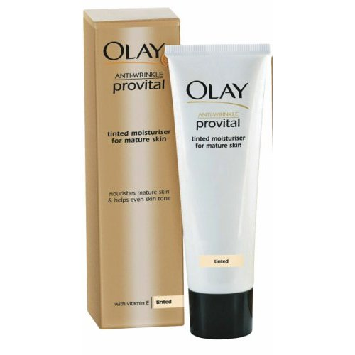 Oil of olay tinted moisturiser mature skin