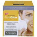 Neutrogena Pure Glow Cleansing Cushions Normal Combination Skin x22