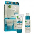 Pure by Garnier Purifying Peel Kit with lacnozinc and Eucalyptus